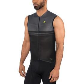 Alé Cycling Graphics PRR Slide Maillot sans manches Homme, charcoal grey